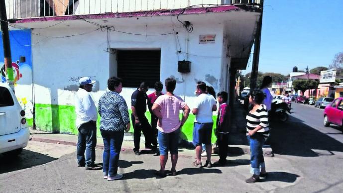 Joven ladrón que hurtó celular a mujer vendedora es detenido por vecinos de Morelos