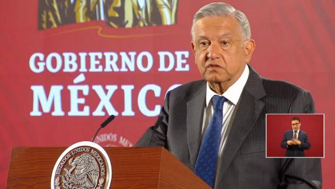 México está preparado para enfrentar el Coronavirus, dice AMLO tras confirmarse dos casos