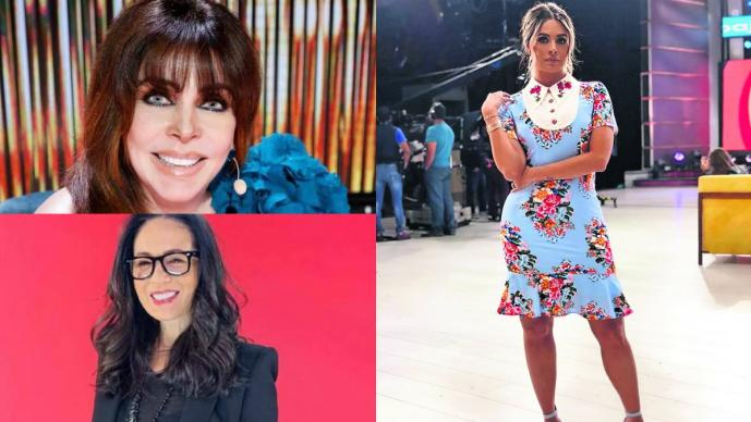 Galilea Montijo rechaza entrevistar a Yolanda Andrade tras polémica con Verónica Castro