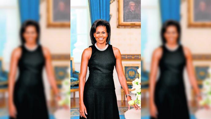 Michelle Obama dará una plática en el Auditorio Nacional