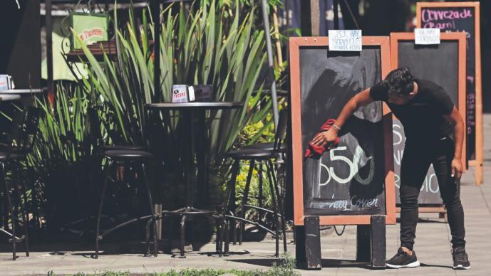 Covid-19 dejará desempleo: Papelerías, fondas y cafeterías no aguantarán la cuarentena