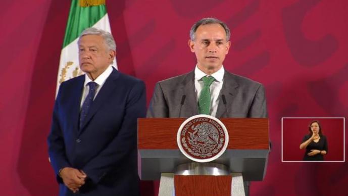 Secretaría de Salud declara que México entra a Fase 2 de la pandemia de coronavirus