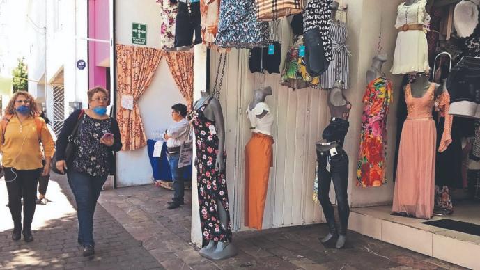 Comerciantes del Edomex se niegan a cerrar sus negocios por culpa del coronavirus