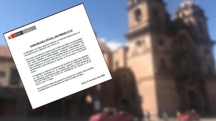 Anuncia Perú detalles del mexicano que murió en Cusco por coronavirus