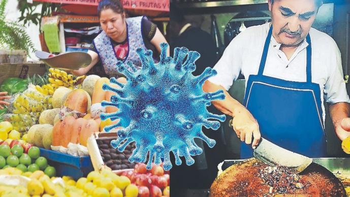 Gobierno de AMLO repartirá apoyo económico a comerciantes, para librar crisis del Covid-19