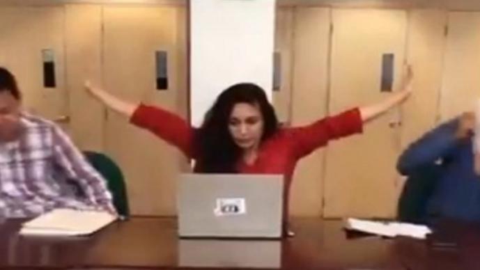 """IMSS promociona programa de """"Sana Distancia"""" con divertido video en Tik Tok"""