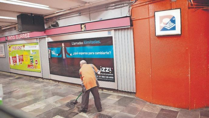 STC Metro manda a casa a empleados de la tercera edad con goce de sueldo, por Covid-19