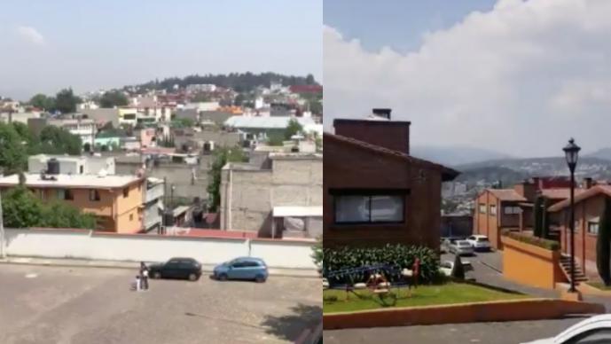 Suenan alerta sísmica en Cuajimalpa para pedir a ciudadanos que se queden en casa