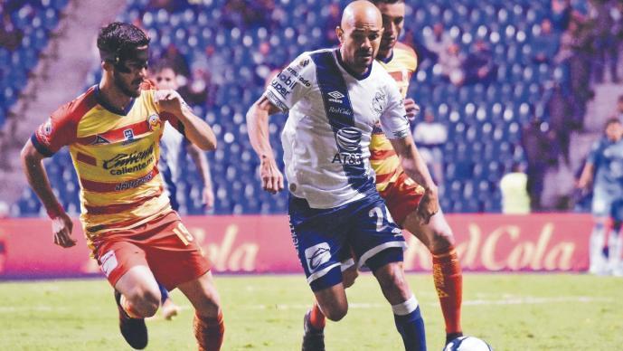 Francisco Javier Acuña deja al Puebla para iniciar unirse a la Canadian Premier League
