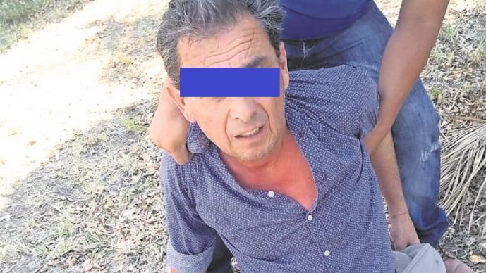 Detienen a dos delincuentes; uno quería asaltar a pasajeros en Cuernavaca