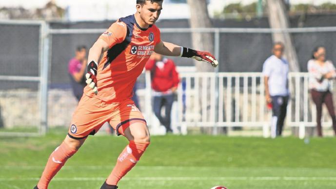 Sebastián Jurado quiere ser titular en La Máquina, jugar un Mundial y volar a Europa