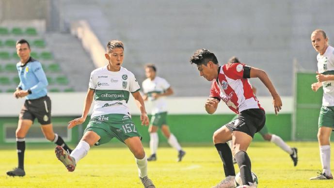Caneros Del Club Atletico Zacatepec Es El Plan B Para Enfrentar La Liga De Desarrollo El Grafico Historias Y Noticias En Un Solo Lugar