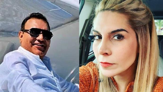 Karla Panini cobró 5 mil dólares por sexo, revela empresario regiomontano