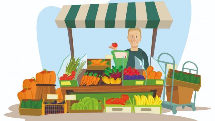 ¿Necesitas ir al tianguis o mercado? Checa estos tips para evitar contagios de Covid-19