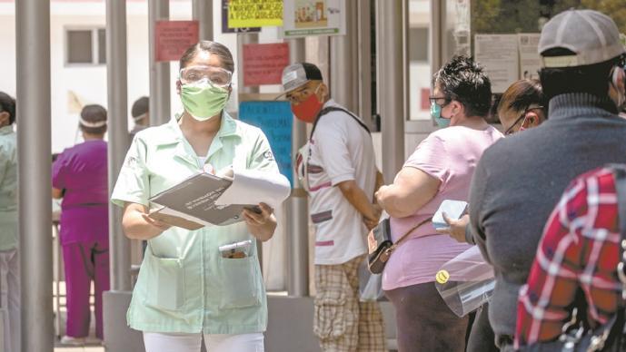 CDMX sube su número de camas ante el incremento de pacientes con coronavirus
