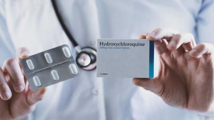 OMS suspende ensayos de hidroxicloroquina contra Covid-19