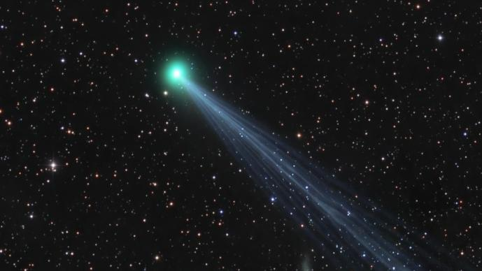 NASA anuncia que el nuevo cometa Swan será visible en el hemisferio sur este 27 de mayo