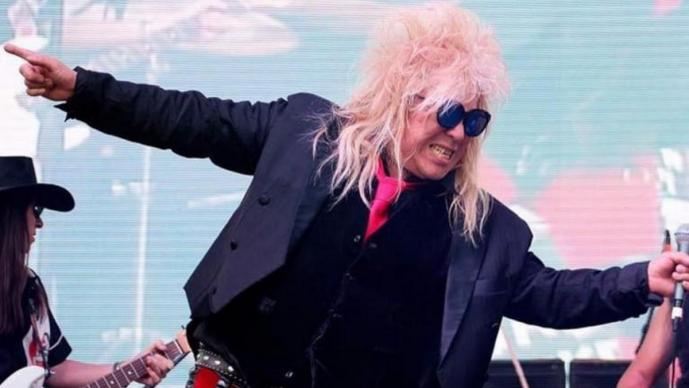 Muere Charlie Monttana a los 59 años de edad; el rock urbano está de luto