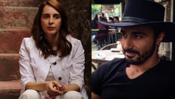 Exnovio de Irán Castillo habla de su ruptura y niega violencia doméstica