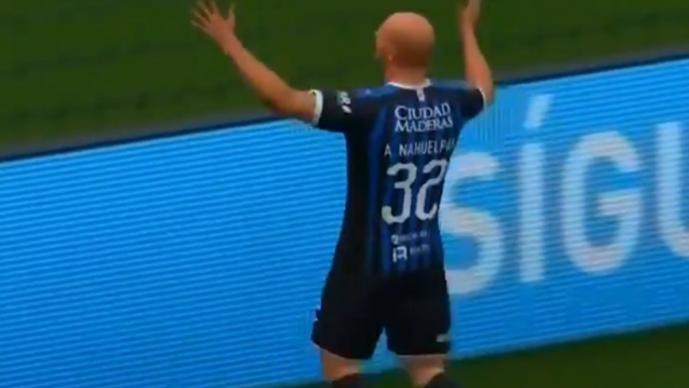 Querétaro mete tremenda goliza al Atlas, en la eLiga MX