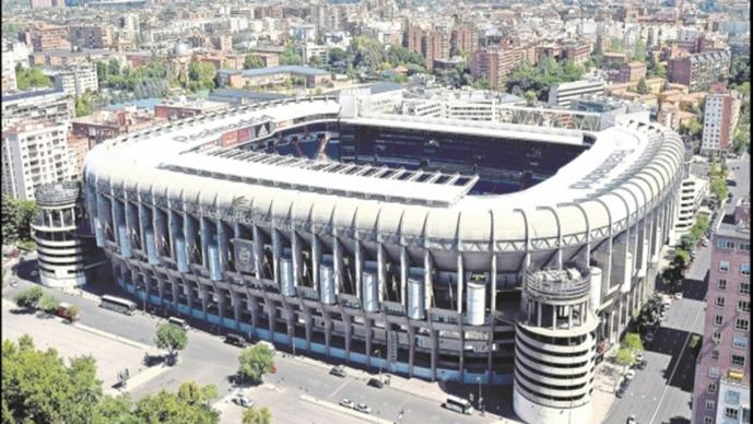 Real Madrid no jugará como local en el Santiago Bernabéu por lo que resta de la temporada