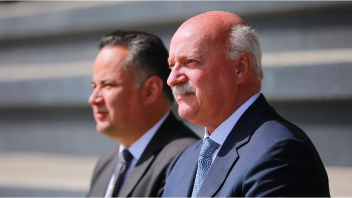 Santiago Nieto explica la relación Liga MX – Unidad de Inteligencia Financiera