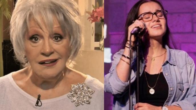 Así reaccionó Anel Noreña al homenaje que Sarita Sosa le hizo a José José