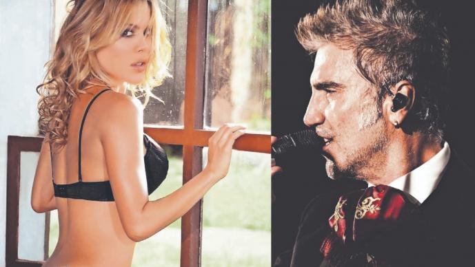 Famosa modelo revela que Alejandro Fernández le ofreció dinero a cambio de tener intimidad