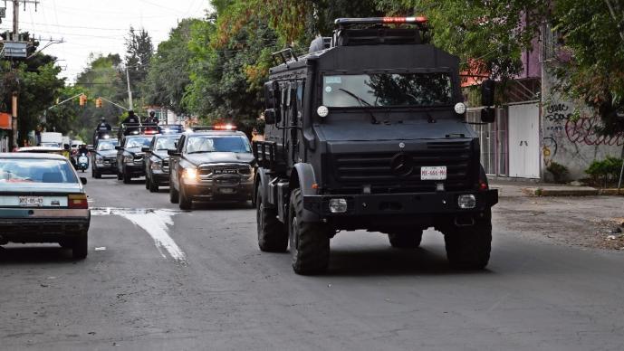 Grupos que operan en la CDMX se aliaron con el CJNG para asesinar a Omar García Harfuch