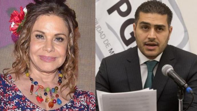 María Sorté, mamá de Omar García Harfuch rompe el silencio tras atentado en CDMX