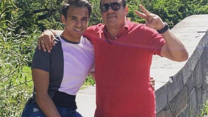 Cuauhtémoc Blanco Jr quiere cocinar y audiciona para la nueva temporada de 'MasterChef'