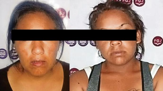 Hombre es asesinado por dos mujeres en México — Crimen pasional