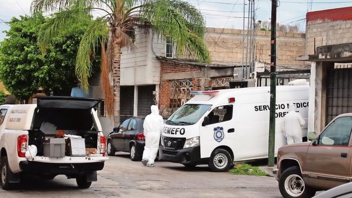 Abuelita de 85 y su hijo de 60 mueren misteriosamente juntos, en Morelos