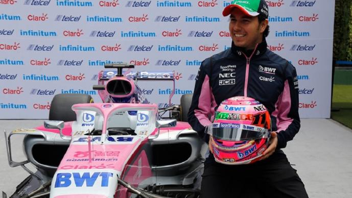 'Checo' empieza fuerte el entrenamientos para el Gran Premio de Austria