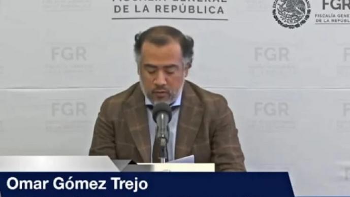 Ayotzinapa: Fiscalía General de la República identificó restos de normalista desaparecido