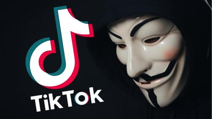 ¿Tienes TikTok? Esta es la razón por la que Anonymous pide que borres la app