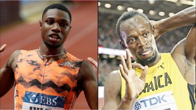 Destroza récord de Usain Bolt y es invalidado