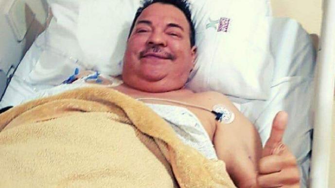 Hospitalizan a Julio Preciado, ahora por problemas del corazón e infección testicular