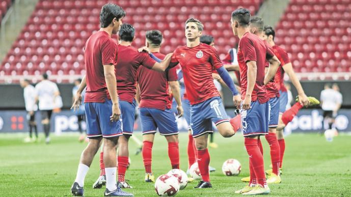 Chivas se siente comprometido a ganar hasta los torneos amistosos