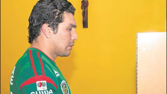 Salvador Cabañas pierde visión del ojo izquierdo