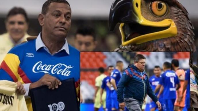 'Negro' Santos arremete contra Miguel Herrera, tras goleada ante Cruz Azul