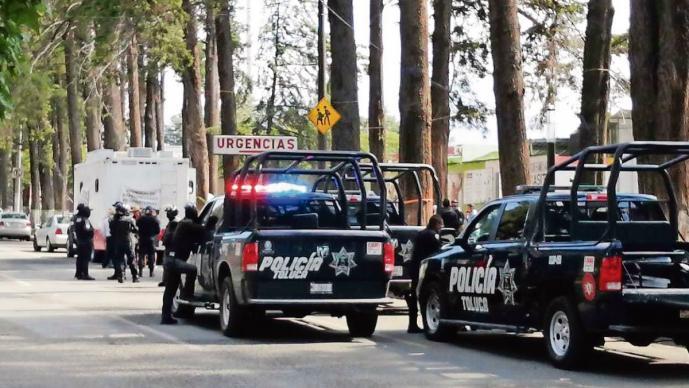 Asesinan a policía y a sus dos hijos menores de edad en el Estado de México