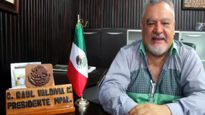 Internan a presidente municipal de Hidalgo por sospecha de Covid-19, lo reportan estable