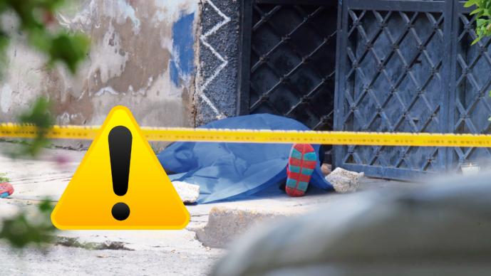 Asesino llega hasta la casa de joven mujer para dispararle en la cabeza, en Ecatepec