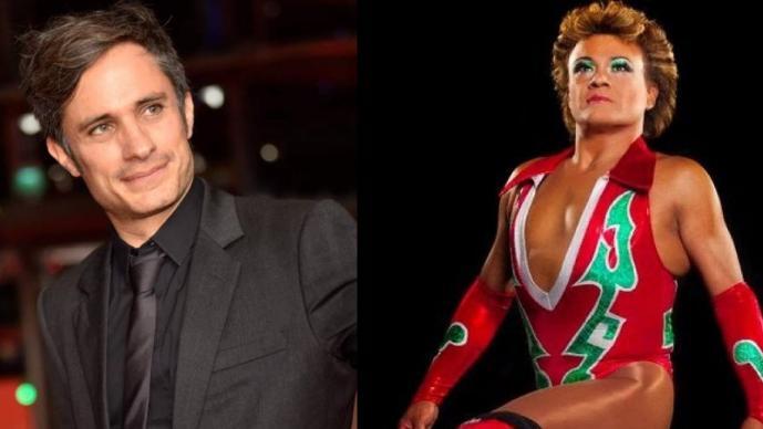 Gael García está listo para interpretar a Cassandro, el icónico luchador exótico
