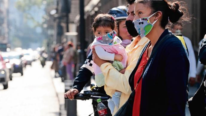 Ciudad de México debe aplicar 349 medidas para hacerle frente al Covid-19