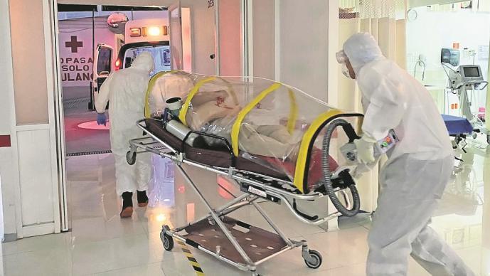 Con más de 550 traslados, paramédicos de Morelos no se han contagiado de Covid-19