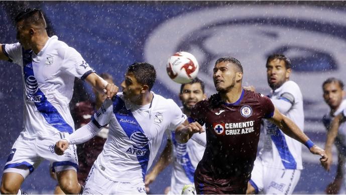 Así estuvo el Cruz Azul vs Puebla, La Máquina rescató en los minutos finales