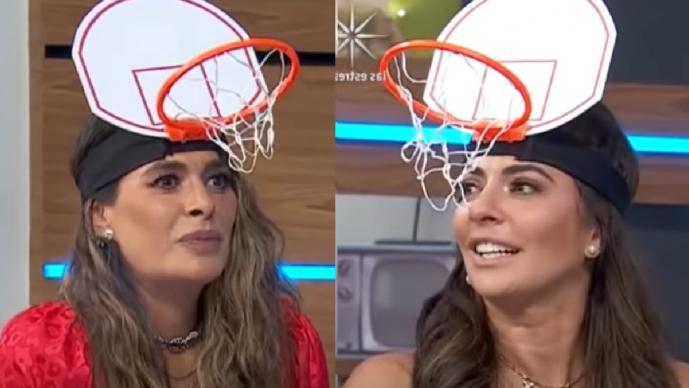 Galilea Montijo y Cecilia Galliano se preguntan: ''¿Somos hermanas de biberón?''