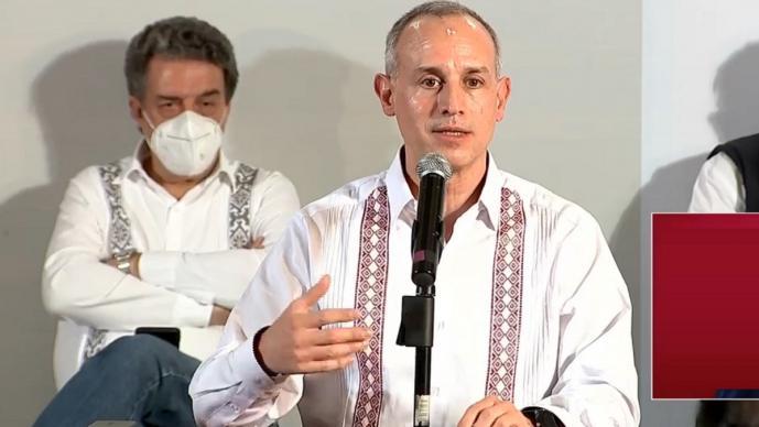 Gobernadores piden la renuncia de Hugo López-Gatell, aseguran que miente sobre estrategias